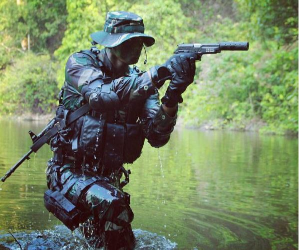 Infanteri Militer Indonesia