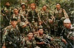 Tim Pasopati Operasi Militer NAD Infateri