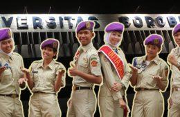 Menwa Universitas Borobudur