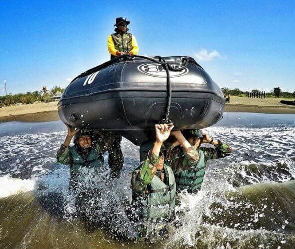 Cara Menjadi Prajurit Komando Pasukan Khusus Kopassus