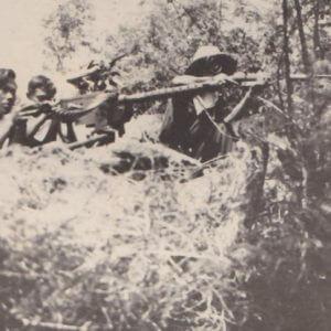 Teknik Perang Gerilya Tentara Nasional Indonesia (Sumber : tandapagar.com)