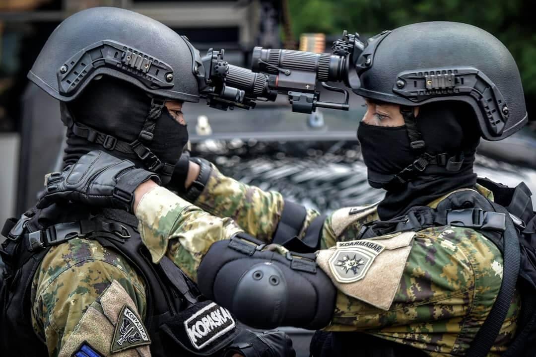 Pasukan Elit Penyerang Bawah Laut Komando Pasukan Katak Kopaska