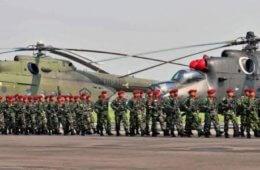 Pilot TNI AD - Puspenerbad Matra Darat
