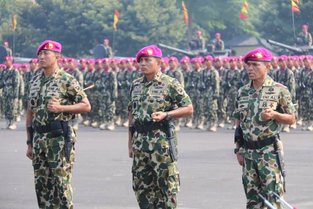 Proses Pembentukan Pasukan Marinir 3