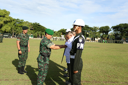 Tugas Kodam TNI AD
