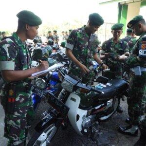 Tugas Pokok dan Fungsi Provos TNI AD