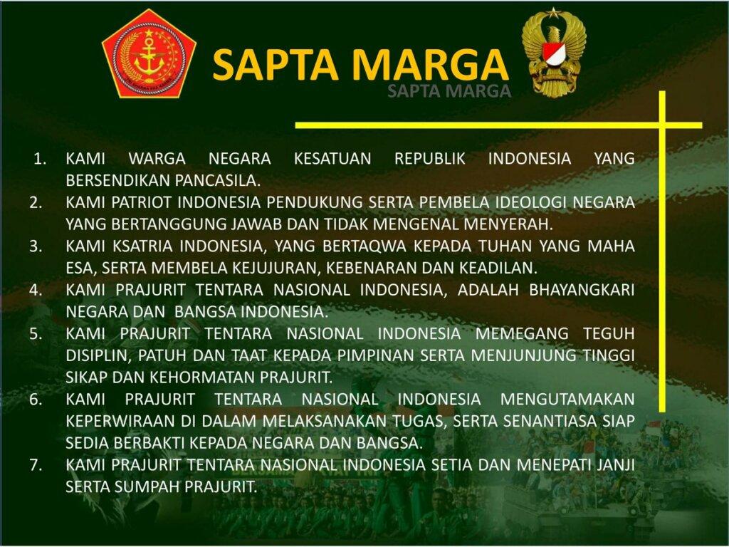 Sapta Marga