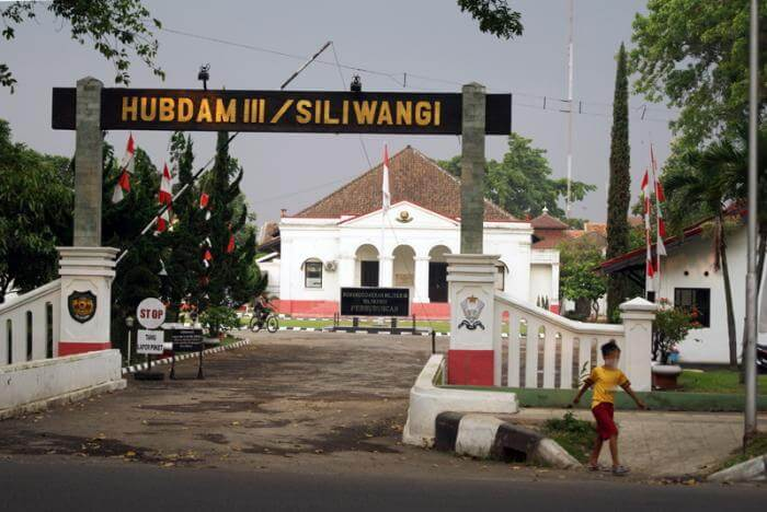 Gambar kantor HUBDAM 3 Siliwangi