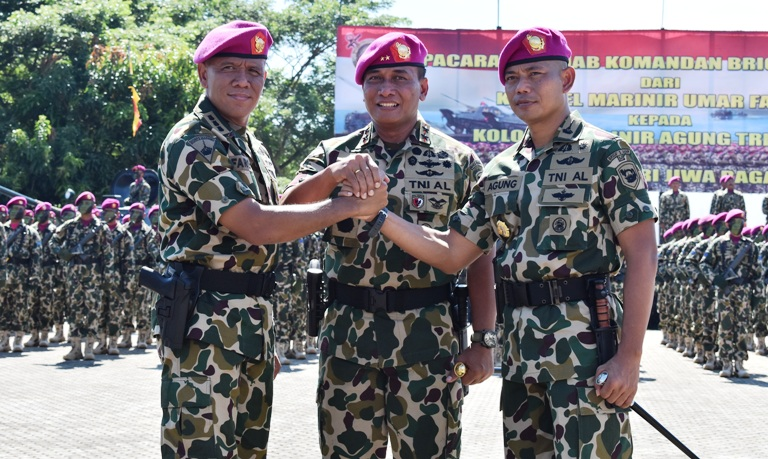 Seputar Brigade Infanteri 3 Marinir