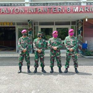 Seputar Batalyon Infanteri 8