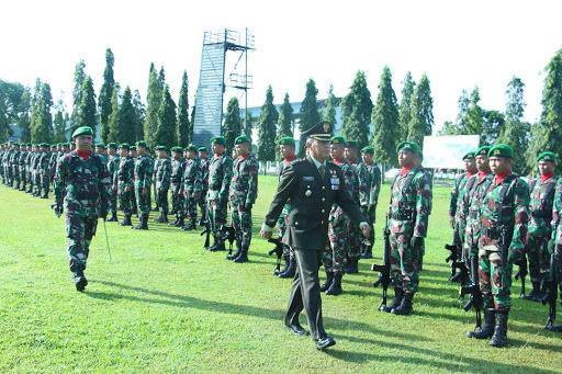 Tugas Korem TNI AD
