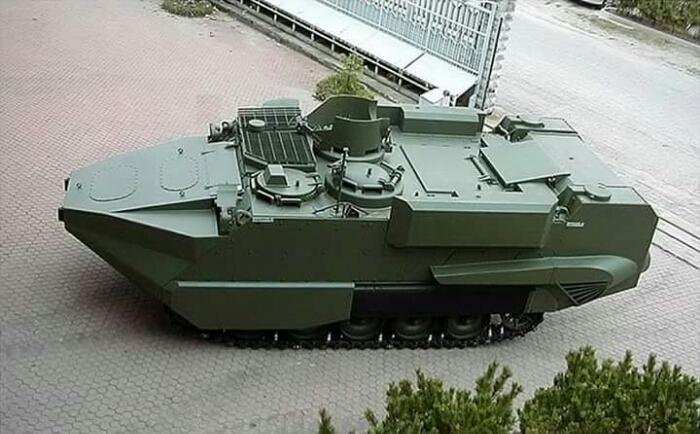Pengembangan Tank Arisgator