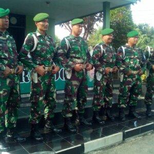 Karakteristik dari Pasukan Provos TNI