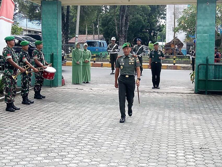 Tugas Kodim TNI AD
