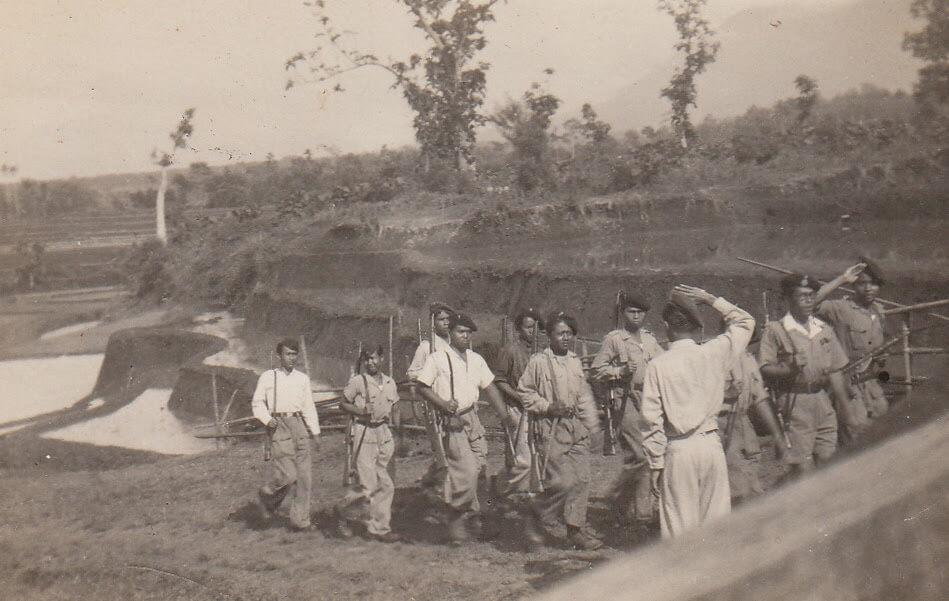 Gambar Sejarah Pasukan Siliwangi