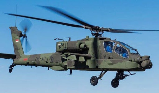 Lebih Mengenal Helikopter Ah 64 Apache