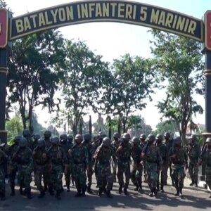 Sejarah Singkat Yonif 5 Marinir