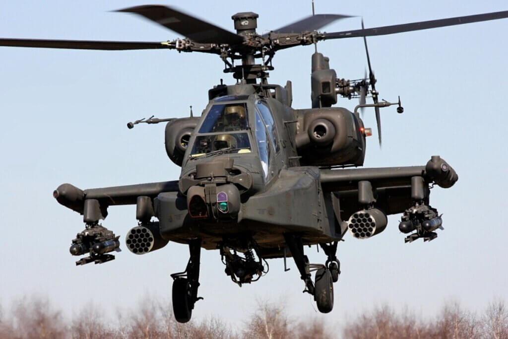 Desain Ah 64 Apache
