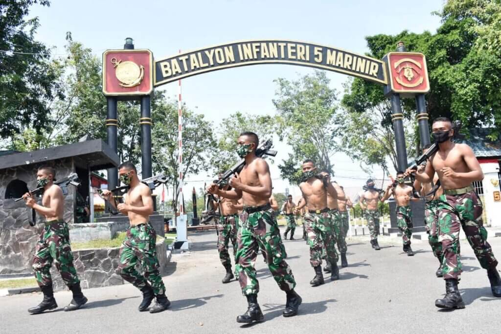 Tugas Pokok Batalyon Infanteri 5 Marinir